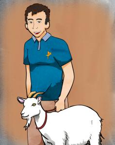 thur-goat